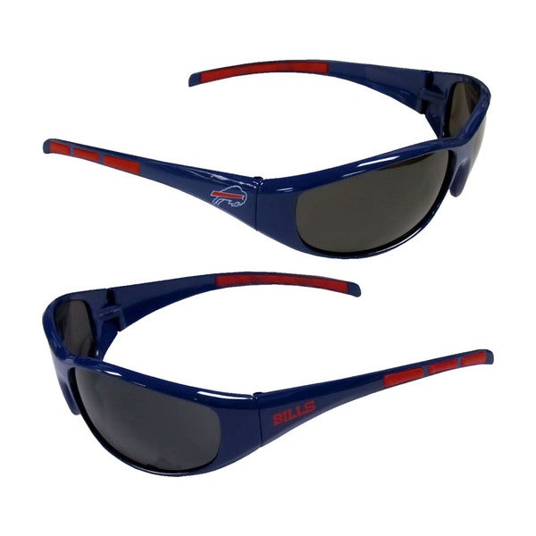 Buffalo Bills NFL Wrap 3 Dot Sunglasses