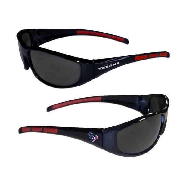 Houston Texans NFL Wrap 3 Dot Sunglasses
