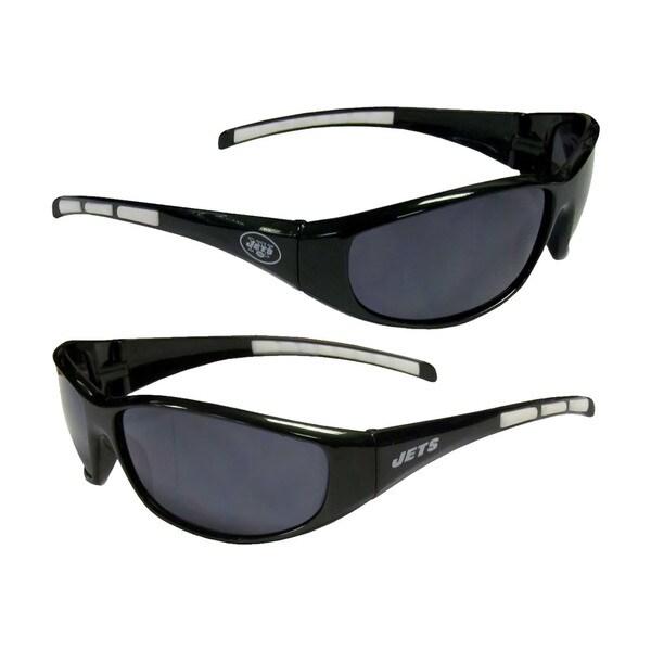 New York Jets NFL Wrap 3 Dot Sunglasses