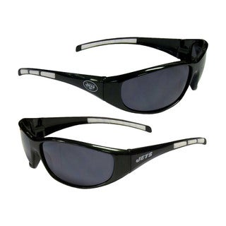 New York Jets NFL Wrap 3 Dot Sunglasses