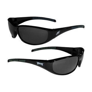 Philadelphia Eagles NFL Wrap 3 Dot Sunglasses