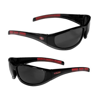 San Francisco 49ers NFL Wrap 3 Dot Sunglasses