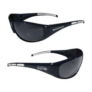 Seattle Seahawks NFL Wrap 3 Dot Sunglasses