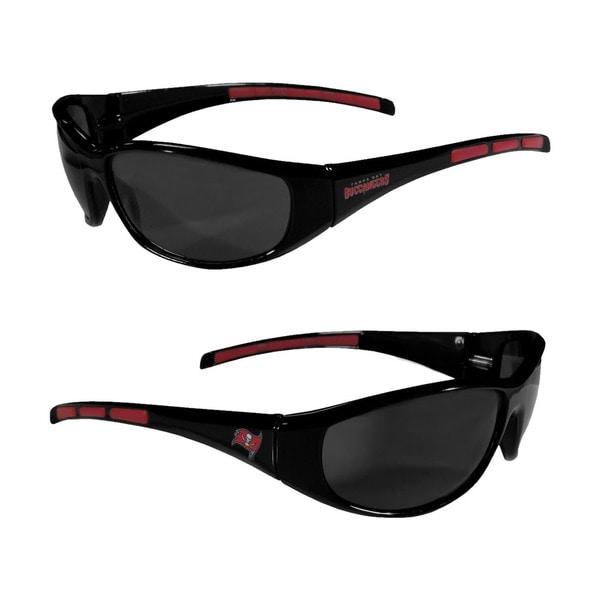 Tampa Bay Buccaneers NFL Wrap 3 Dot Sunglasses