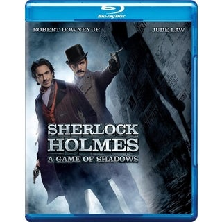 Sherlock Holmes: A Game of Shadows (Blu-ray Disc)