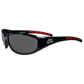 MLB St Louis Cardinals Wrap 3 Dot Sunglasses