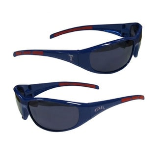 MLB Texas Rangers Wrap 3 Dot Sunglasses