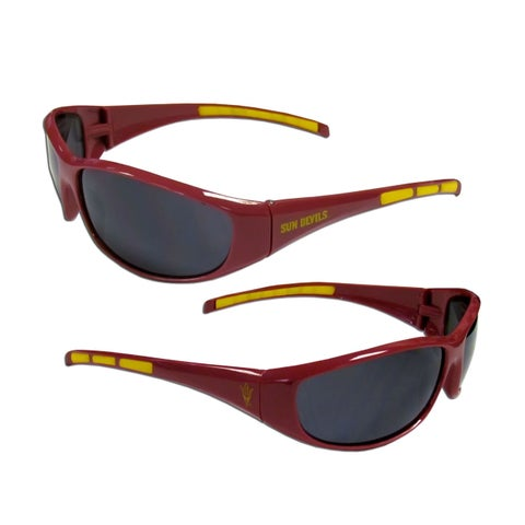 NCAA Arizona State Sun Devils Wrap 3 Dot Sunglasses
