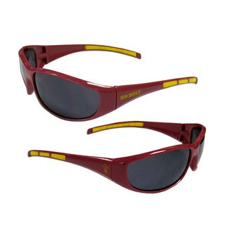 NCAA Arizona State Sun Devils Wrap 3 Dot Sunglasses