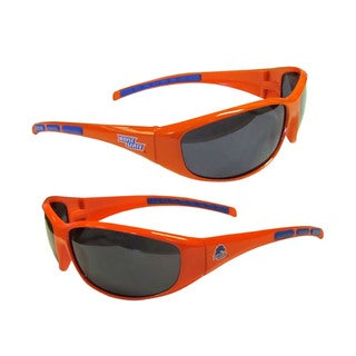 NCAA Boise State Broncos Wrap 3 Dot Sunglasses