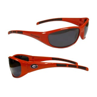 NCAA Georgia Bulldogs Wrap 3 Dot Sunglasses