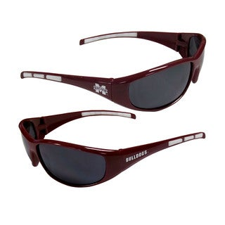 NCAA Mississippi State Bulldogs Wrap 3 Dot Sunglasses