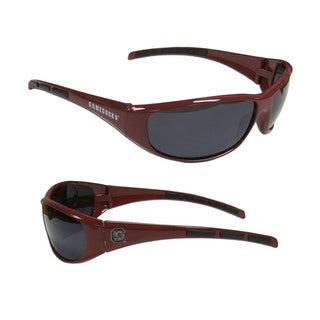 NCAA South Carolina Gamecocks Wrap 3 Dot Sunglasses