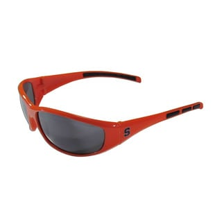 NCAA Syracuse Orangemen Wrap 3 Dot Sunglasses