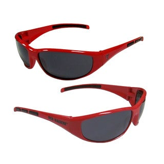 NCAA Texas Tech Raiders Wrap 3 Dot Sunglasses