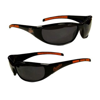MLB Baltimore Orioles Wrap 3 Dot Sunglasses