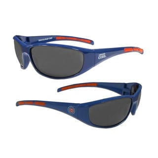 MLB Chicago Cubs Wrap 3 Dot Sunglasses