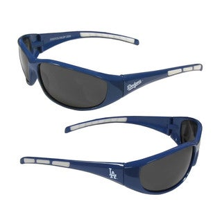 MLB Los Angeles Dodgers Wrap 3 Dot Sunglasses|https://ak1.ostkcdn.com/images/products/10693456/P17755500.jpg?_ostk_perf_=percv&impolicy=medium