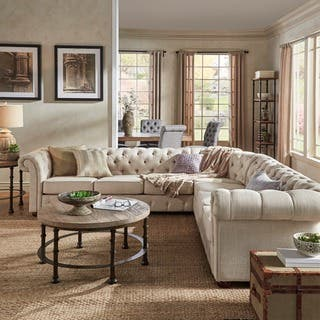 Knightsbridge Tufted Scroll Arm Chesterfield 7-seat L-shaped Sectional by iNSPIRE Q Artisan|https://ak1.ostkcdn.com/images/products/10693633/P17755614.jpg?impolicy=medium