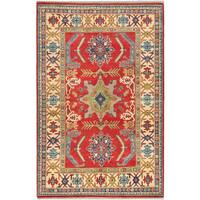 ecarpetgallery Gazni Finest Red Wool Rug