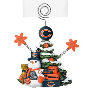 Chicago Bears Cast Porcelain Tree Photo Holder