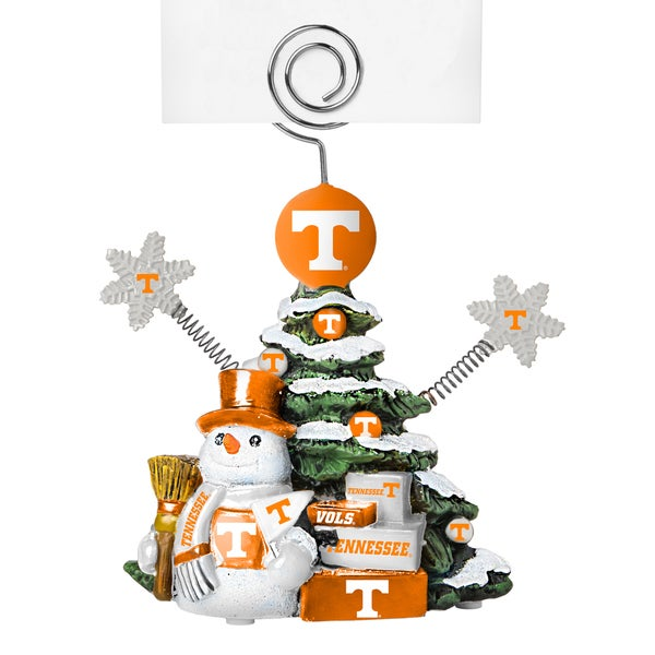 Tennessee Volunteers Cast Porcelain Tree Photo Holder