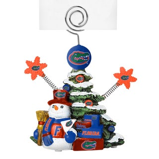 Florida Gators Cast Porcelain Tree Photo Holder