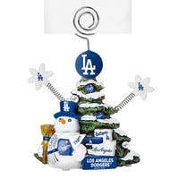 Los Angeles Dodgers Cast Porcelain Tree Photo Holder