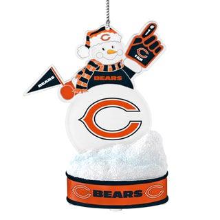 Chicago Bears LED Snowman Ornament (Option: Chicago Bears)