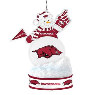 Arkansas Razorbacks LED Snowman Ornament|https://ak1.ostkcdn.com/images/products/10693824/P17755787.jpg?impolicy=medium