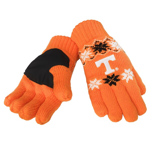 Forever Collectibles Tennessee Volunteers Lodge Gloves with Padded Palms