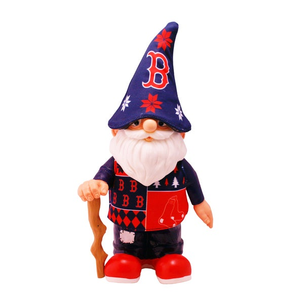 Forever Collectibles Boston Red Sox Real Ugly Sweater Gnome