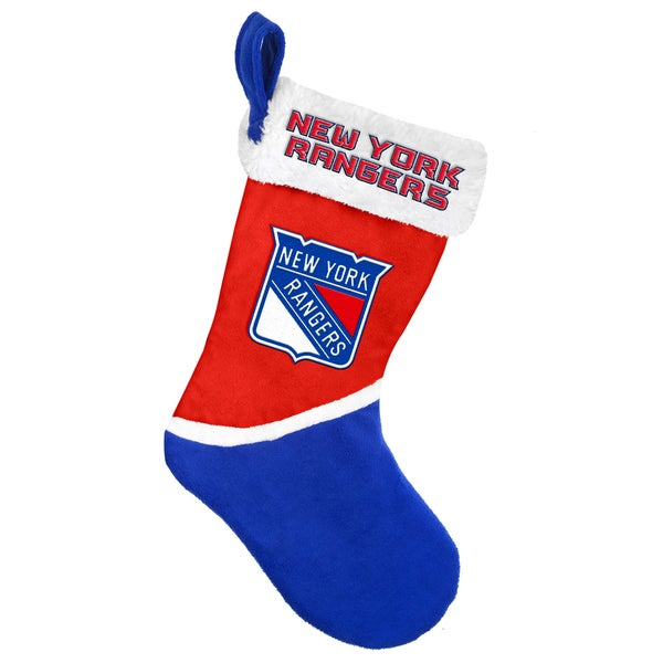 Forever Collectibles NHL New York Rangers NHL 2015 Basic 17-inch Stocking
