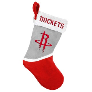 Forever Collectibles Los Houston Rockets NBA 2015 Basic 17-inch Stocking