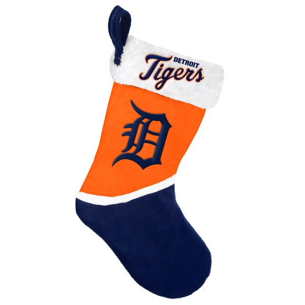 Forever Collectibles Detroit Tigers MLB 2015 Basic 17-inch Stocking
