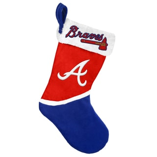 Forever Collectibles Atlanta Braves MLB 2015 Basic 17-inch Stocking