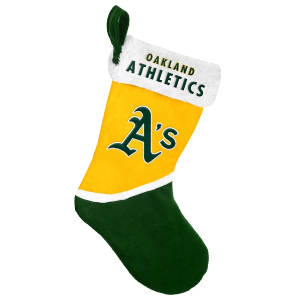 Forever Collectibles Oakland Athletics MLB 2015 Basic 17-inch Stocking