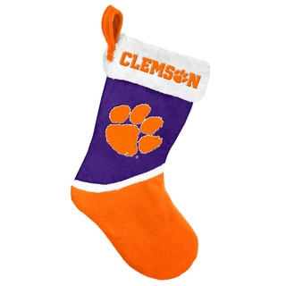 Forever Collectibles Clemson Tigers NCAA 2015 Basic 17-inch Stocking