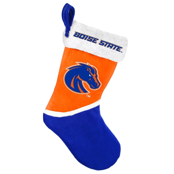 Forever Collectibles Boise State Broncos NCAA 2015 Basic 17-inch Stocking