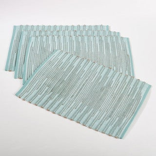 Ribbed Design Placemat (Set of 4)