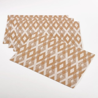 Diamond Design Placemat (Set of 4)
