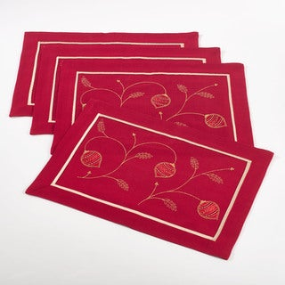 Ornament Design Placemat (Set of 4)