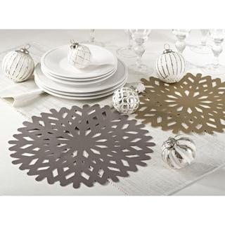 Snowflake Design Placemat (Set of 4)