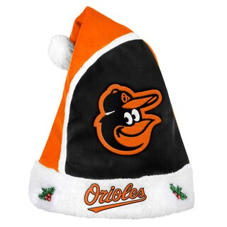 Forever Collectibles Baltimore Orioles 2015 MLB Polyester Santa Hat
