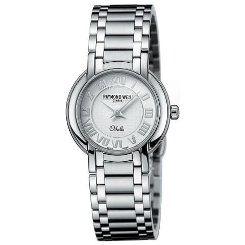 Raymond Weil Men's 2311-ST-00308 'Othello' Stainless Steel Watch