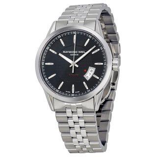 Raymond Weil Men's 2730-ST-20021 'Freelancer' Automatic Stainless Steel Watch