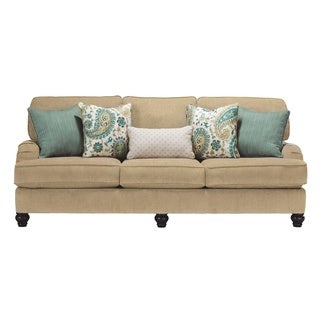 Signature Design by Ashley Lochian Bisque Sofa