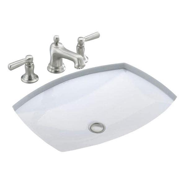 Kohler Kelston Under Mounted Bathroom Sink In White Free