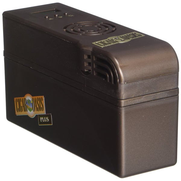 Cigar Oasis Plus Electronic Cigar Humidifier (NA2-2000)