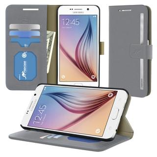 roocase Prestige Folio Case for Samsung Galaxy S6